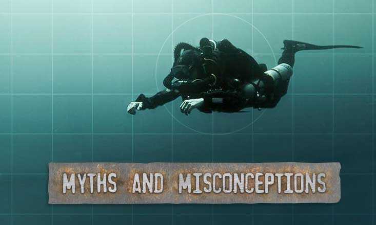 DIVERS DESERVE THE TRUTH ABOUT REBREATHERS